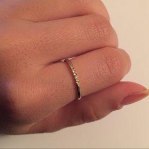 Jewelry - Gold Diamond Ring